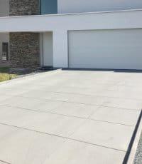 dalles beton
