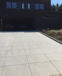 revetement dalles beton